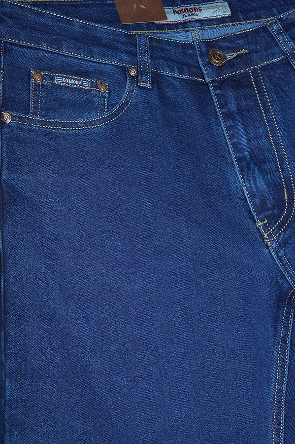 Джинсы мужские Koutons KL-1020 Denim-Stretch - фото 3