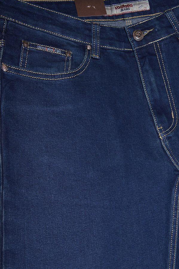 Джинсы мужские Koutons KL-1050 Denim-Stretch - фото 3