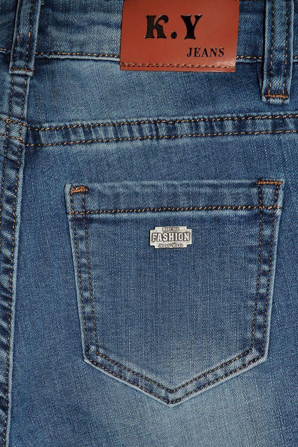 Джинсы женские K.Y Jeans 83167  (25-30) - фото 4