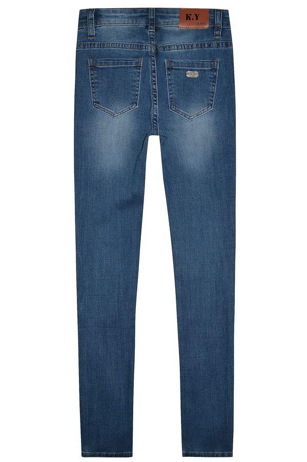 Джинсы женские K.Y Jeans 83167  (25-30) - фото 2