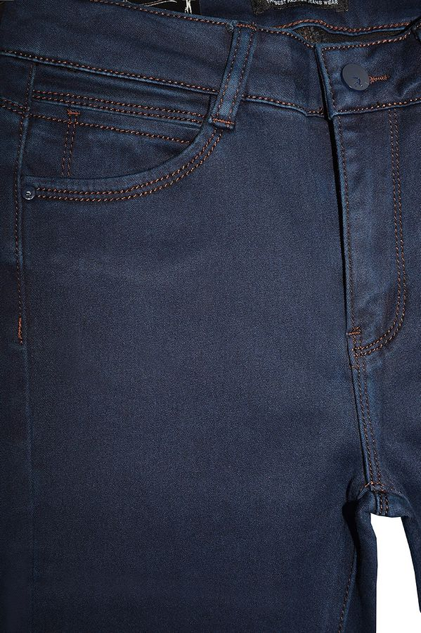 Джинсы женские R&B L-9067 - фото 3