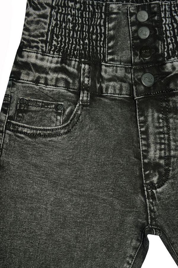 Джинсы женские K.Y Jeans HC297 - фото 3