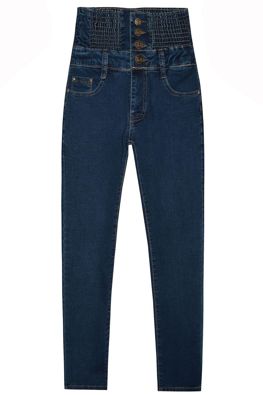 Джинсы женские K.Y Jeans L284 - фото 1