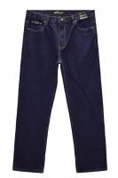 Джинсы мужские Recstar 8617/06 Blue-Black Big Size