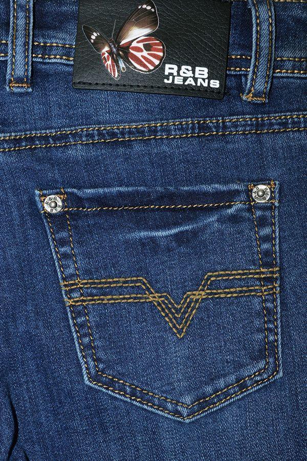 Джинсы женские R&B L-960-1 - фото 4
