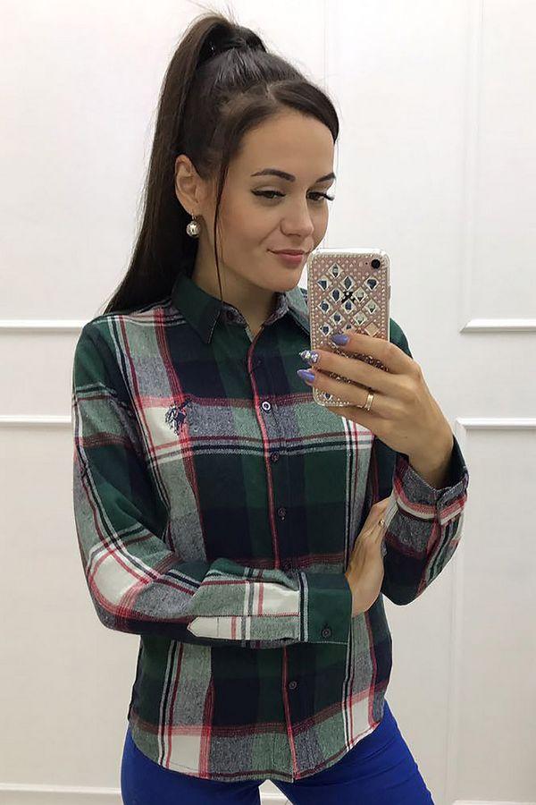Рубашка Pars Polo женская 101 - фото 2