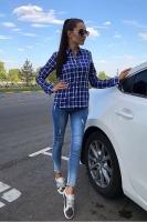 Рубашка женская Pars Polo 813