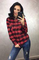 Рубашка женская Pars Polo 119
