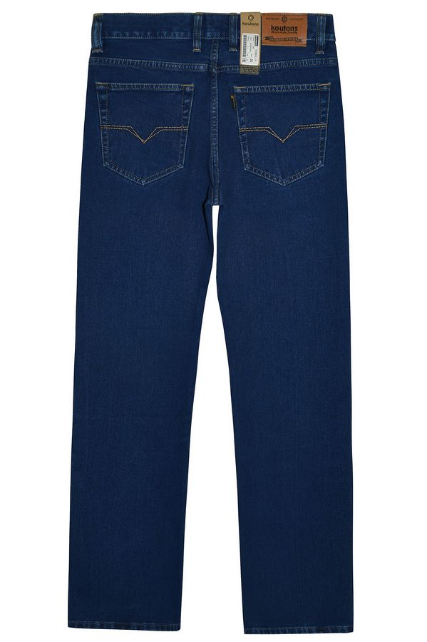 Джинсы мужские Koutons KT089-D.1-10 Antique Blue - фото 2