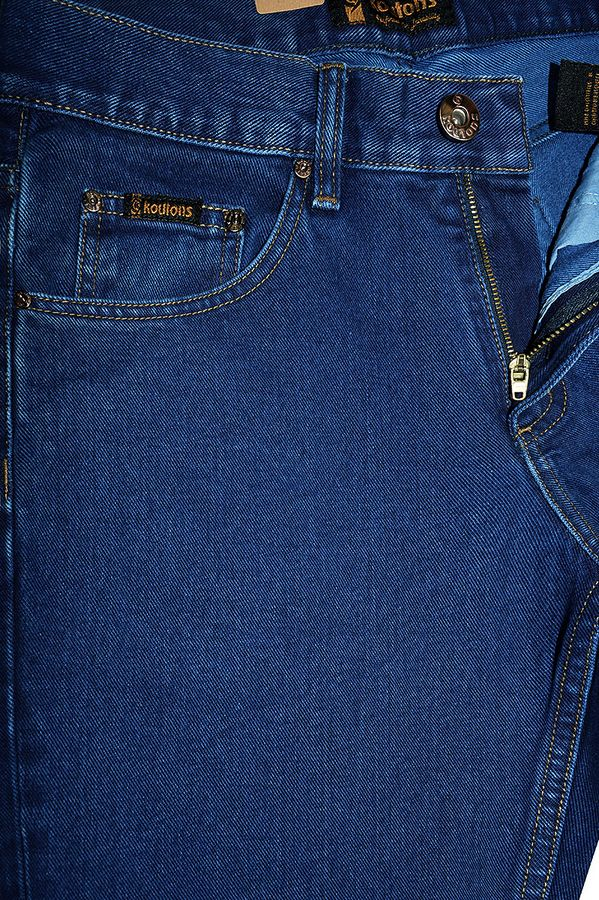 Джинсы мужские Koutons KT089-D.1-10 Antique Blue - фото 3