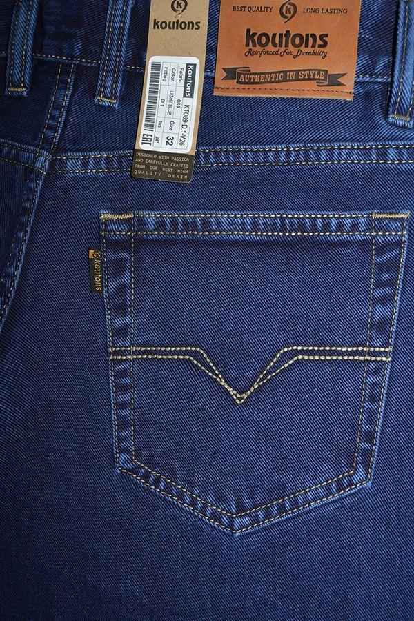 Джинсы мужские Koutons KT089-D.1-V.26 Light Blue - фото 4