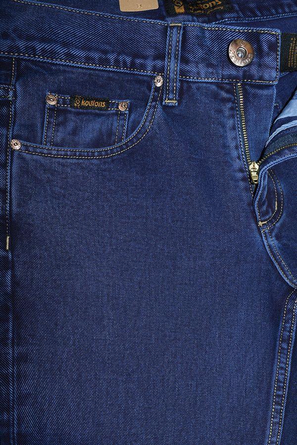 Джинсы мужские Koutons KT089-D.1-V.26 Light Blue - фото 3