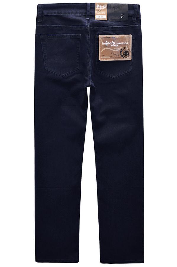 Джинсы мужские Koutons KL-8026 Stretch Blue-Blue - фото 2