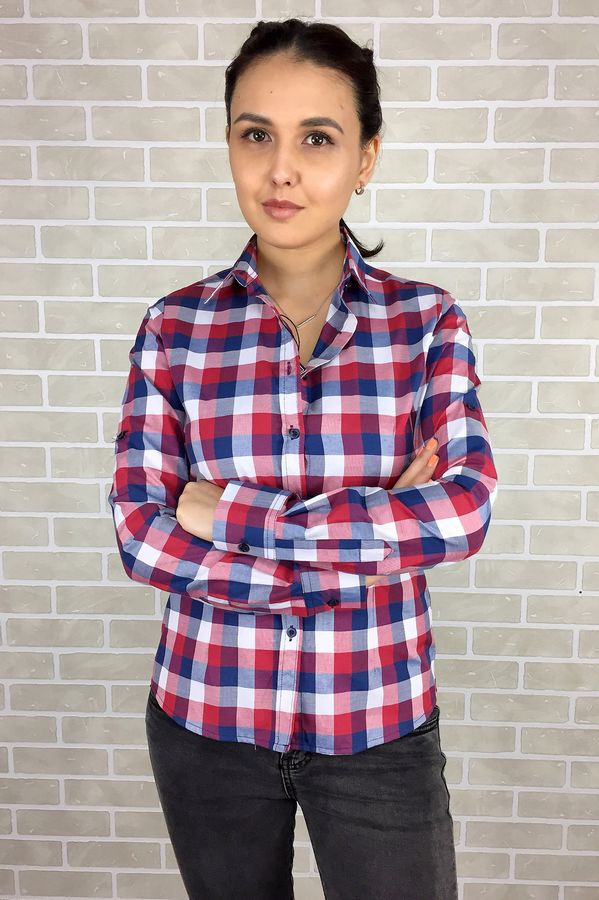 Рубашка женская Pars Polo 708 - фото 1