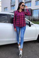 Рубашка женская Pars Polo 812