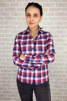 Рубашка Pars Polo женская 707-Grey