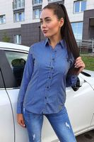 Рубашка женская Pars Polo 706