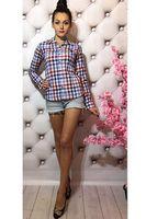Рубашка женская Pars Polo 504