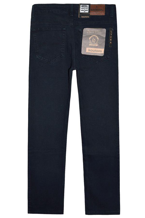 Джинсы мужские Koutons 235-2 Stretch Blue-Blue - фото 6