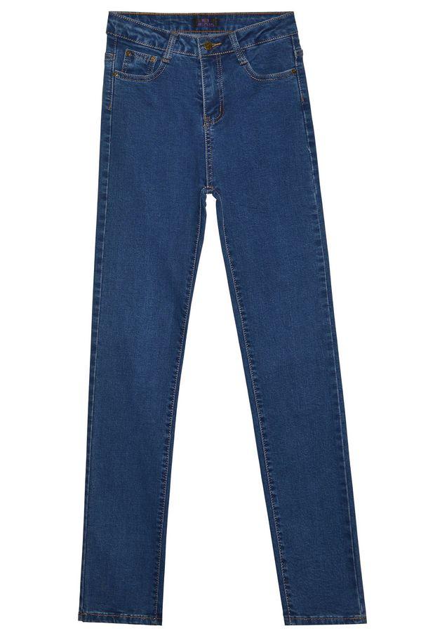 Джинсы женские K.Y Jeans 1366/L504 - фото 1