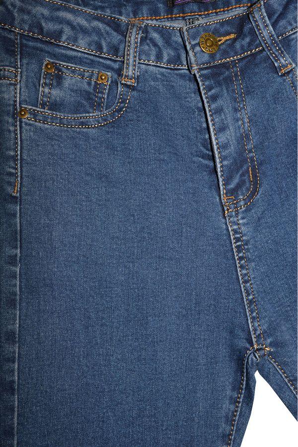 Джинсы женские K.Y Jeans 1366/L504 - фото 3
