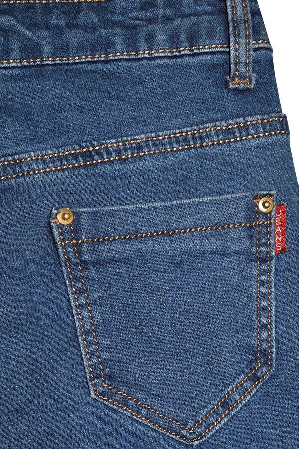 Джинсы женские K.Y Jeans 1366/L504 - фото 4