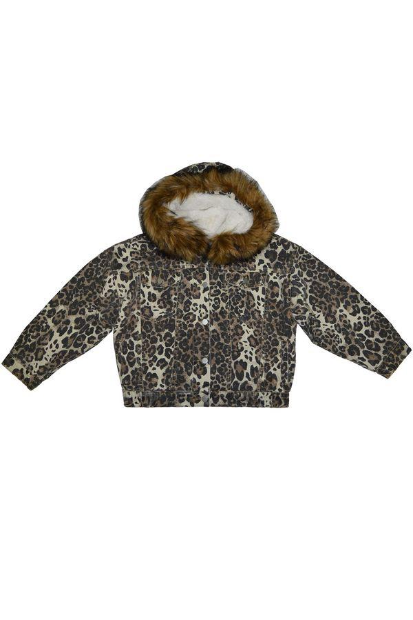 Куртка женская LRZBS 1951 утепленная - фото 1
