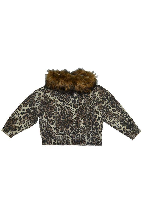 Куртка женская LRZBS 1951 утепленная - фото 2