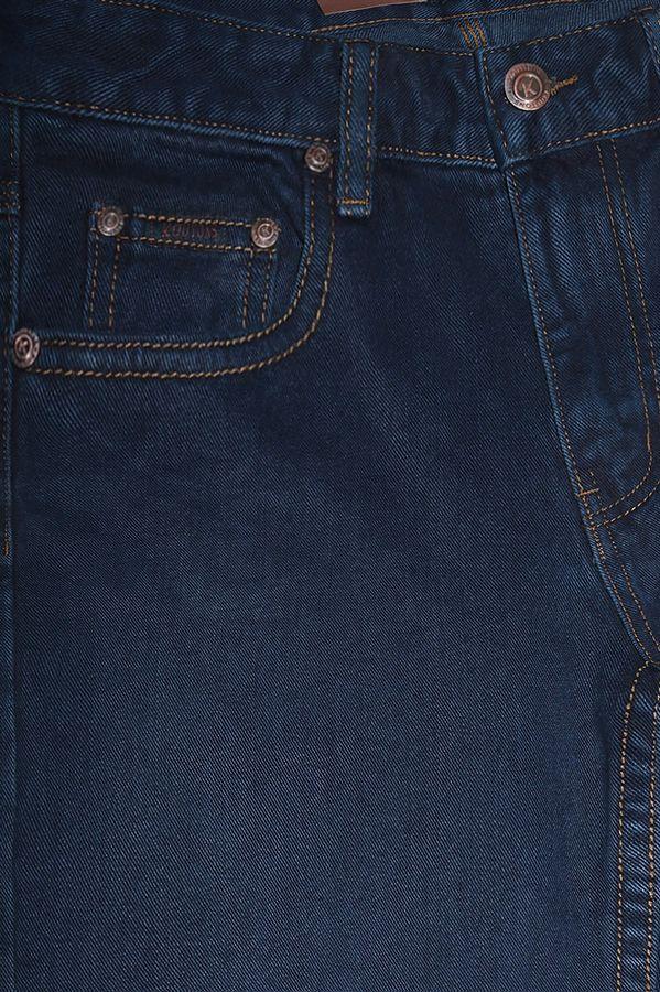 Джинсы мужские Koutons KL-88-Z Blue-Blue - фото 3