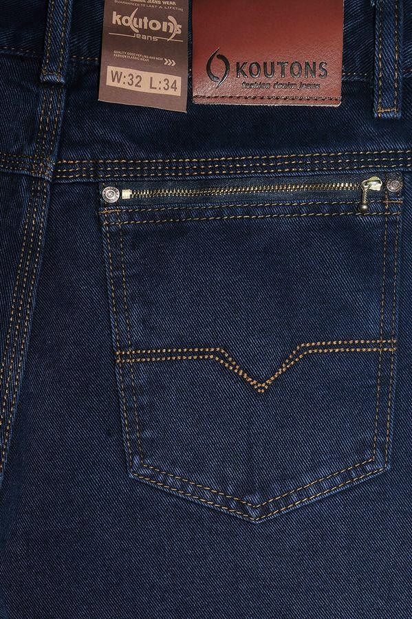 Джинсы мужские Koutons KL-88-Z Blue-Blue - фото 4