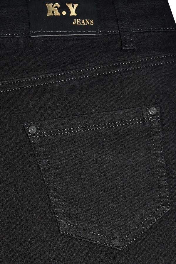 Джинсы женские K.Y Jeans H450 - фото 4
