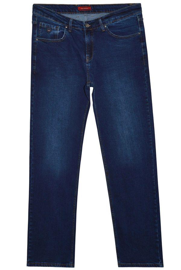 Джинсы мужские MAC Person B2816-12183 Blue-Blue - фото 1