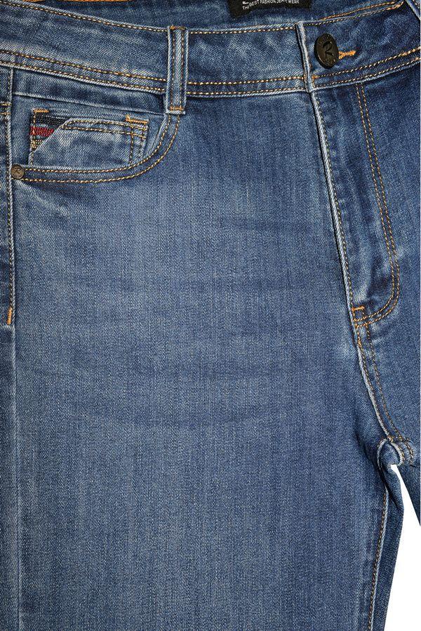 Джинсы женские R&B L-525 - фото 3