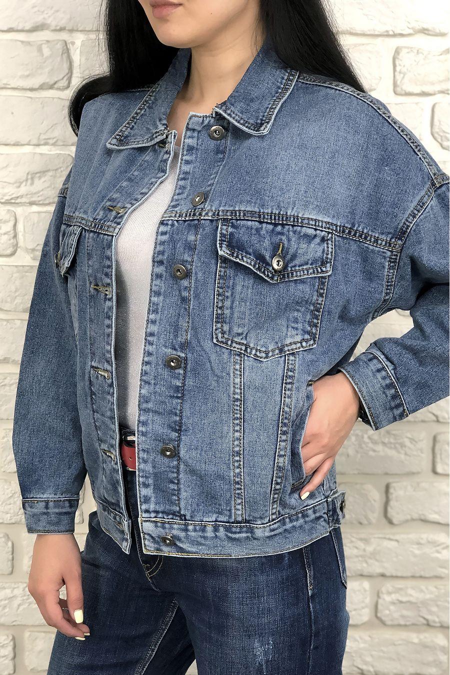Жакет женский (джинсовка) LRZBS 2023 - фото 1