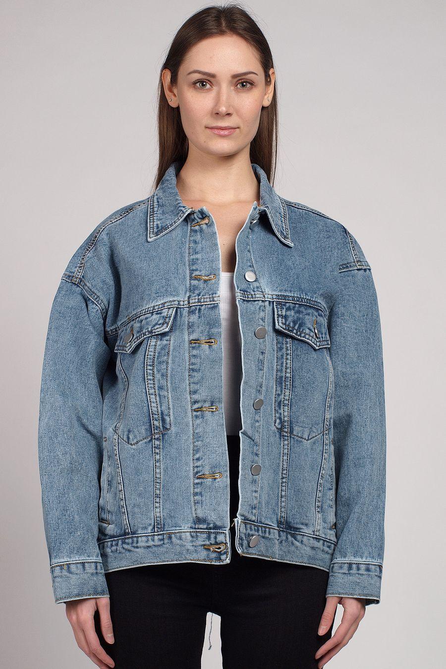 Жакет женский (джинсовка) LRZBS 2026 - фото 1