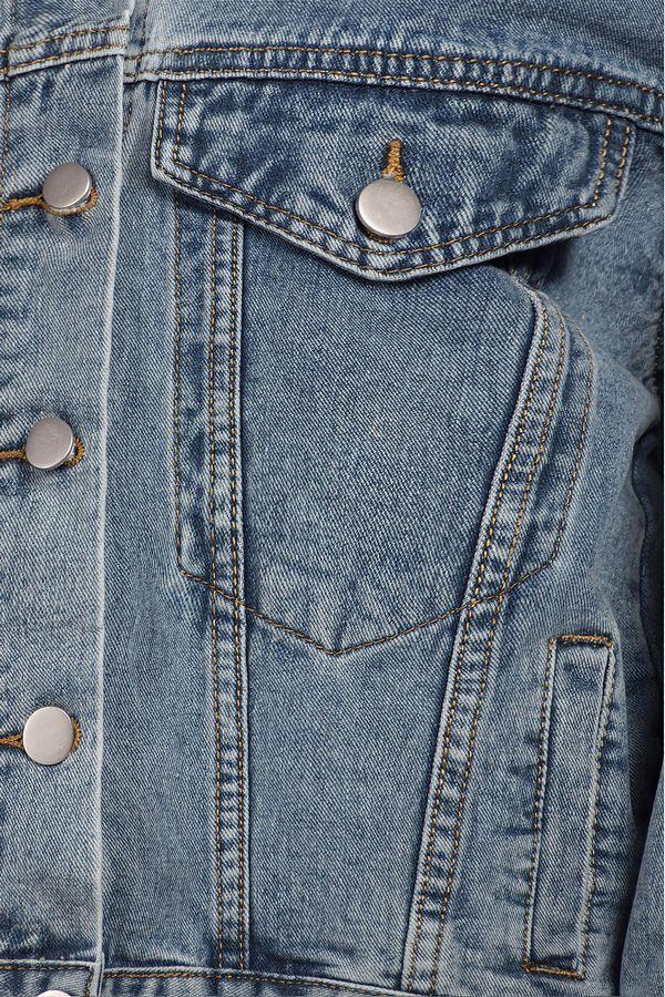 Жакет женский (джинсовка) LRZBS 2026 - фото 4