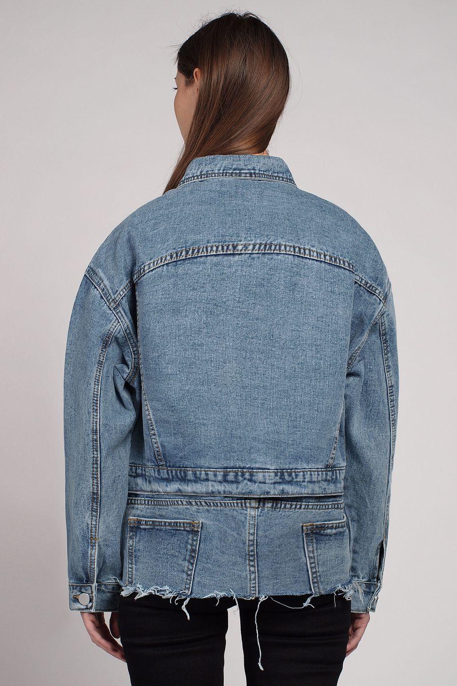 Жакет женский (джинсовка) LRZBS 2026 - фото 3