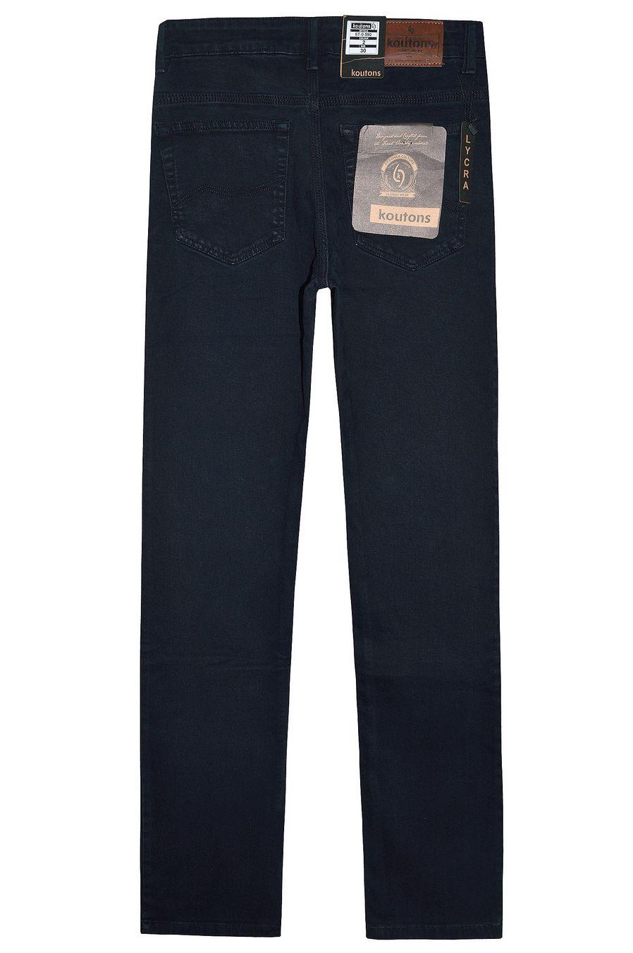 Джинсы мужские Koutons ST-0-590-2 Stretch Blue-Blue - фото 6