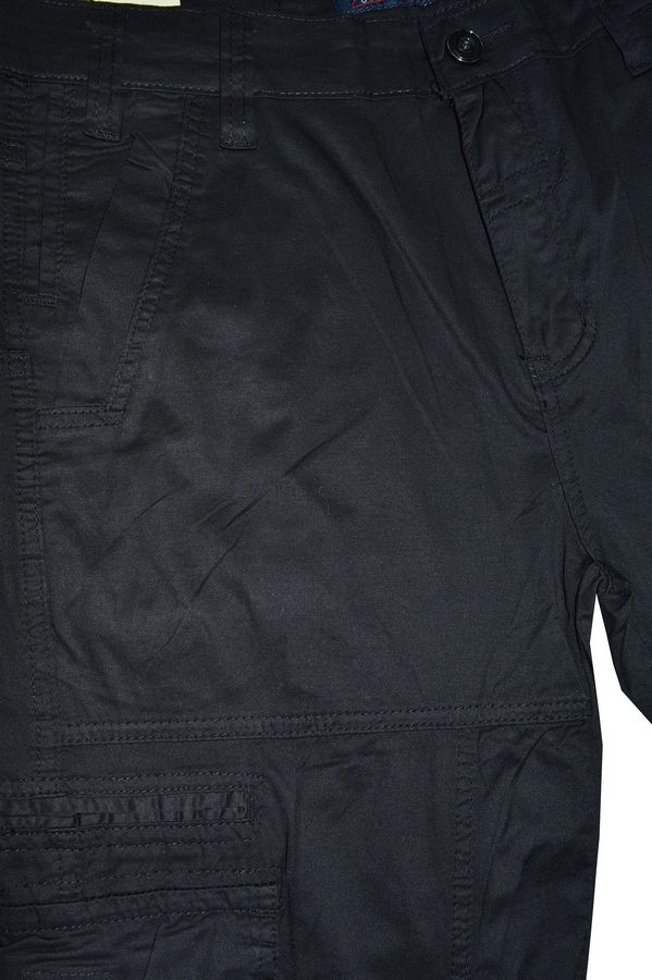 Брюки мужские Machigan M1233B чёрные - фото 3