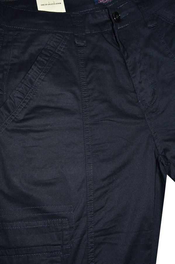 Брюки мужские Machigan M1270-2 т. синие - фото 3