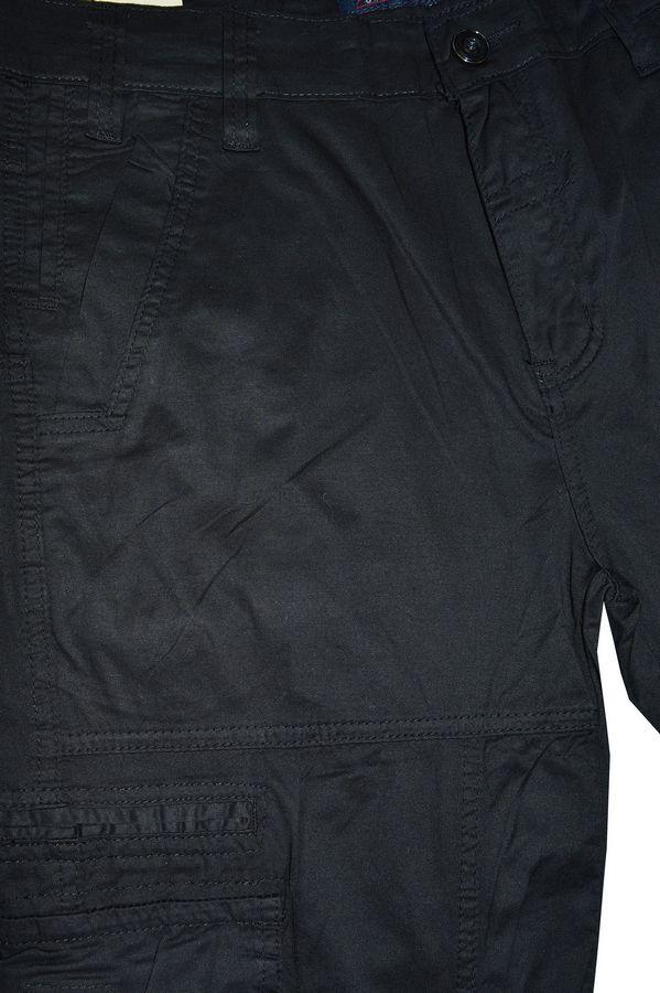 Брюки мужские Machigan M1285 чёрные - фото 3
