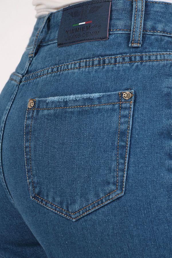 Джинсы женские K.Y Jeans 2228 - фото 4