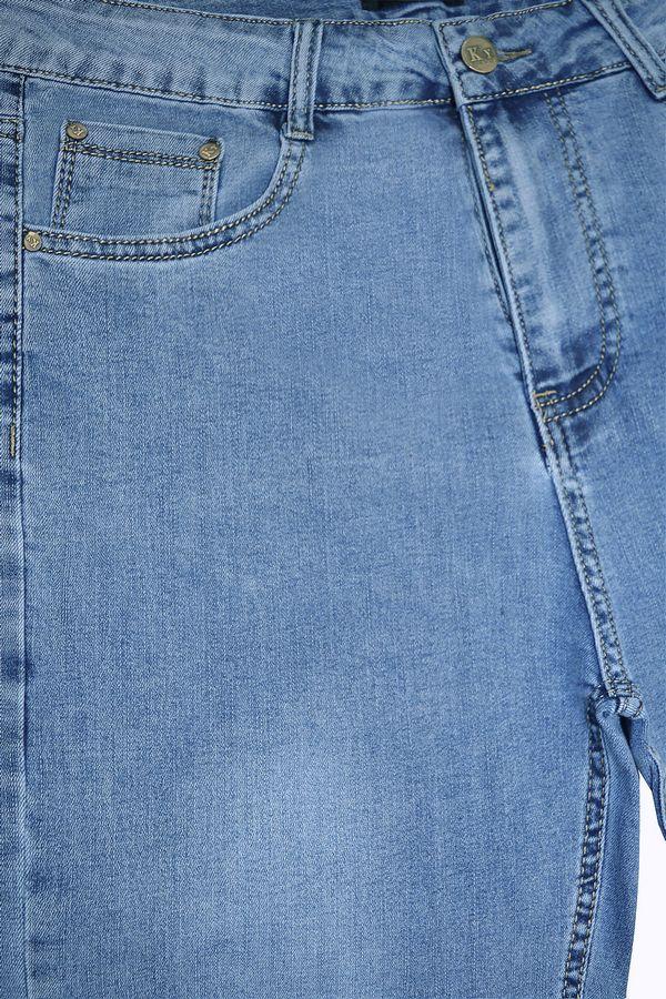 Бриджи женские K.Y Jeans LС429 - фото 3
