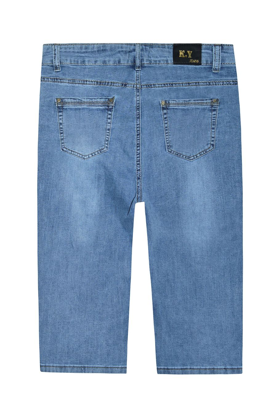 Бриджи женские K.Y Jeans LС429 - фото 2