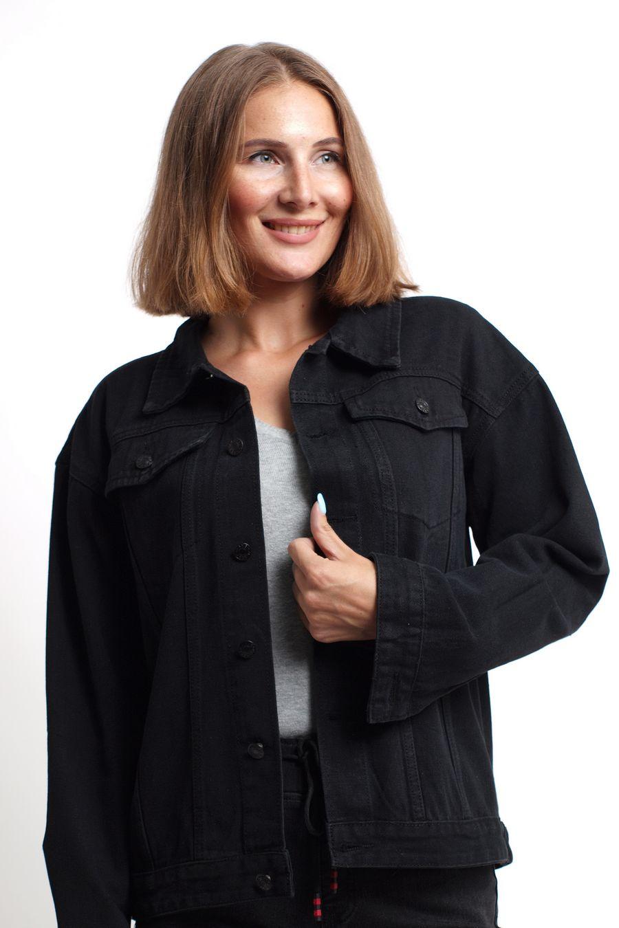 Куртка женская K.Y Jeans 2162 - фото 1