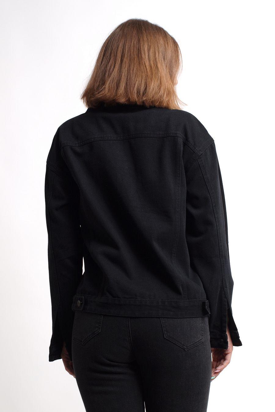 Куртка женская K.Y Jeans 2162 - фото 3