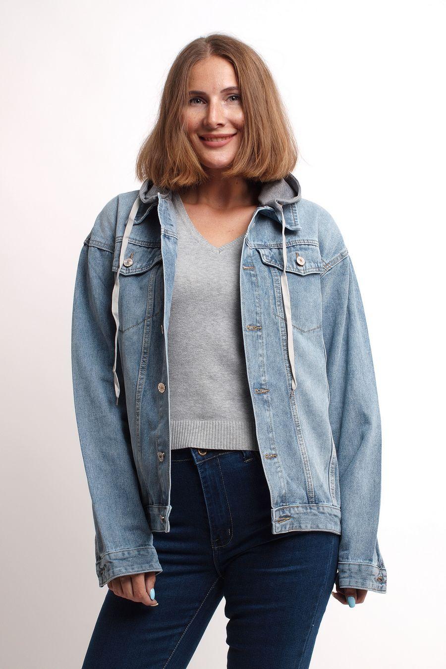 Куртка женская K.Y Jeans YF213 - фото 1