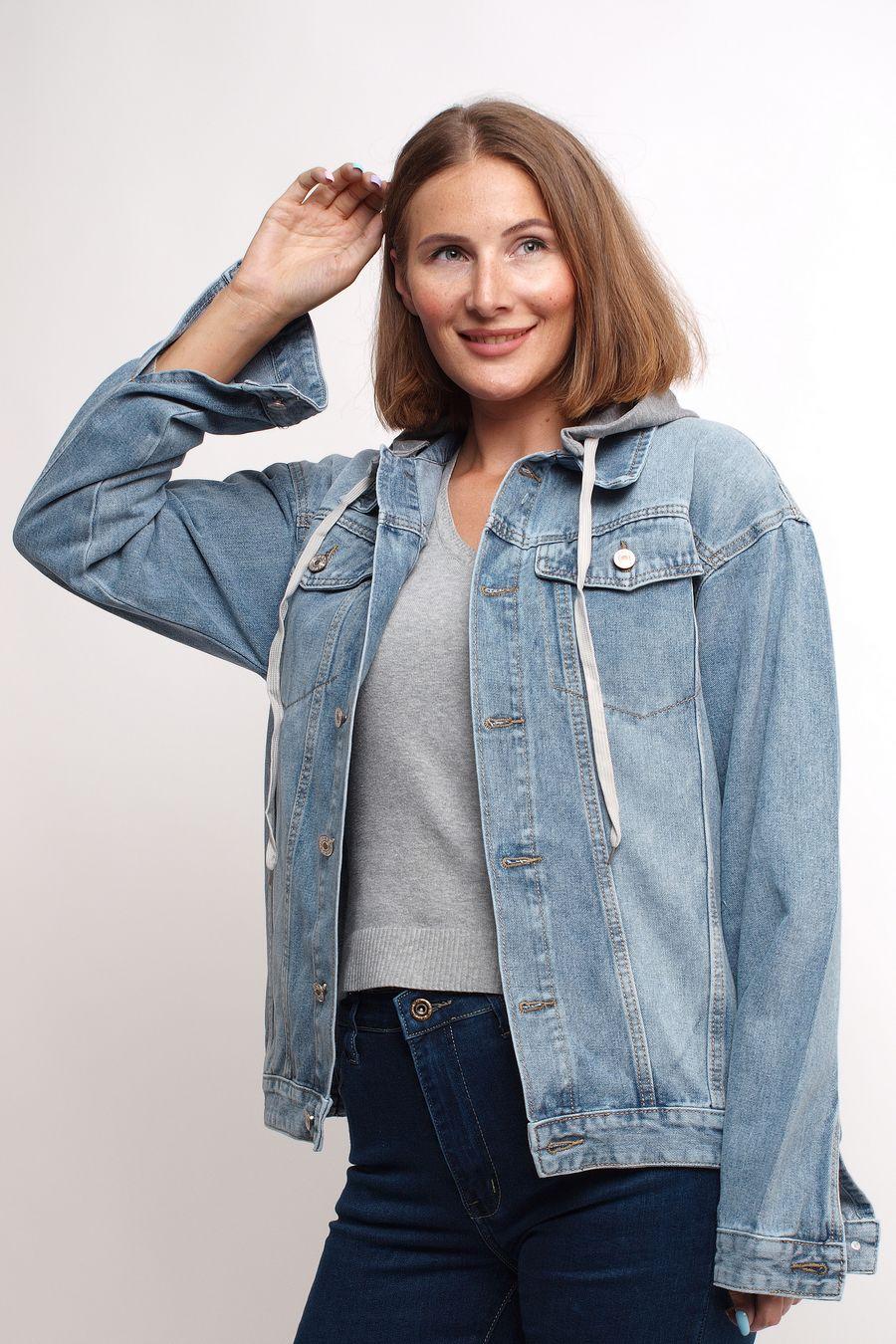 Куртка женская K.Y Jeans YF213 - фото 2