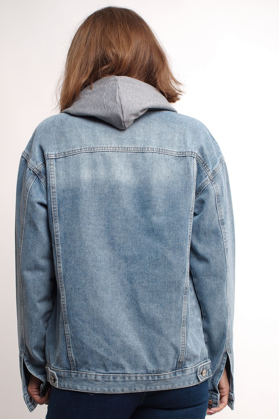 Куртка женская K.Y Jeans YF213 - фото 3