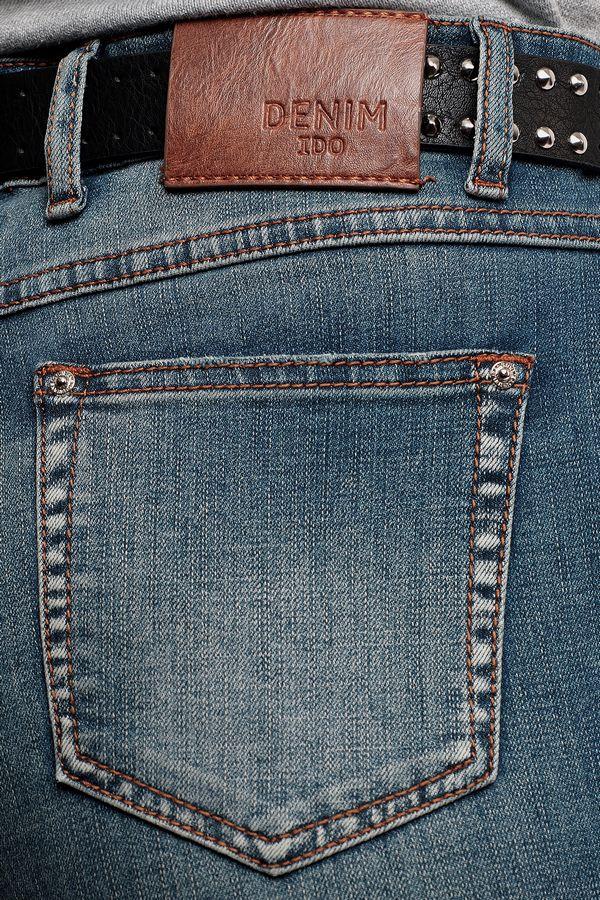 Джинсы женские IDO 10-Z567A - фото 3